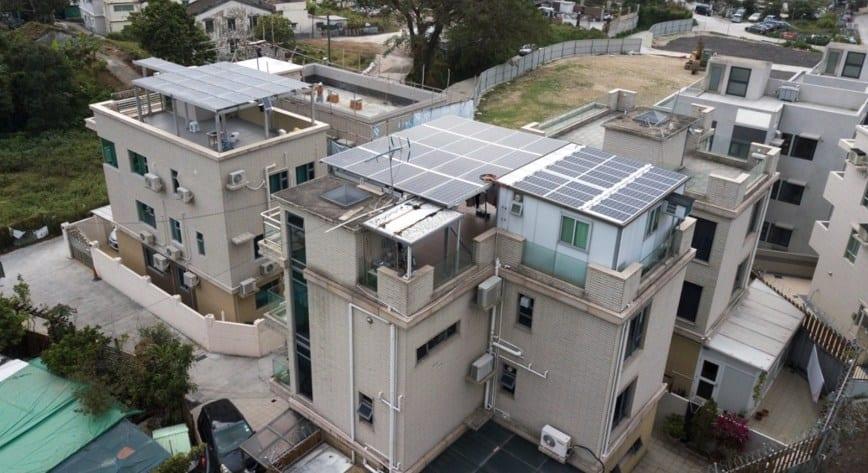 村屋太陽能發電影響按揭嗎